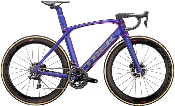 Trek Madone SLR 9 Disc Color: Purple Phaze/Anthracite