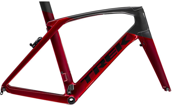 Trek Madone SLR Frameset Color: Rage Red/Trek Black