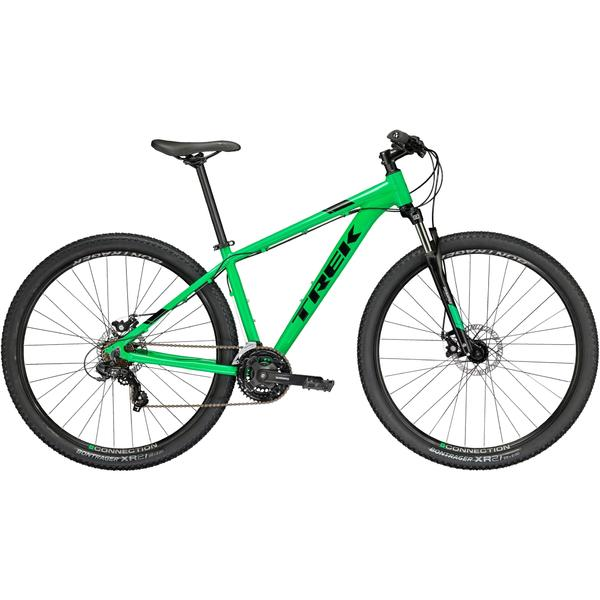 Trek Marlin 4 Color: Green-light