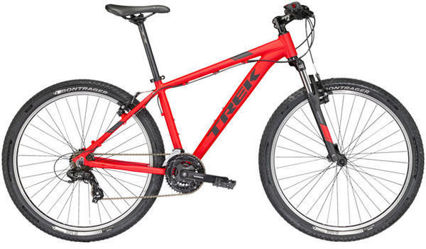 Trek Marlin 4 Color: Matte Viper Red