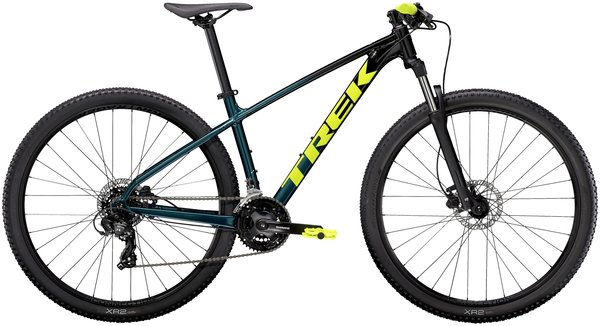 Trek Marlin 5 Color: Dark Aquatic/Trek Black