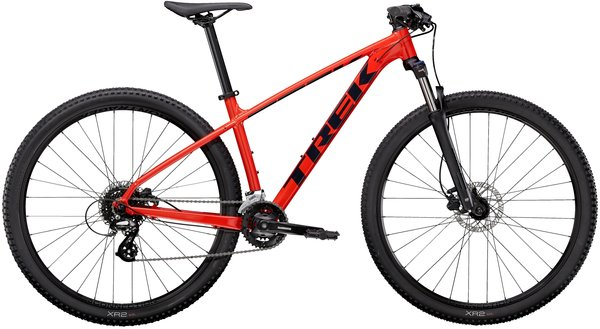 Trek Marlin 6 Color: Radioactive Red/Trek Black