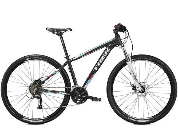 Trek Marlin 7 Color: Dnister Black/Trek White/Antiqua Blue