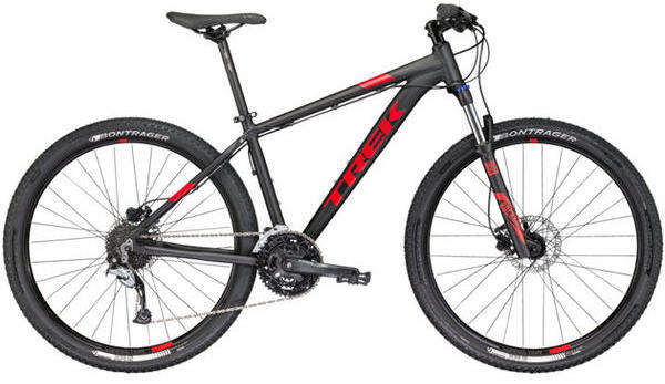 Trek Marlin 7 Color: Matte Trek Black