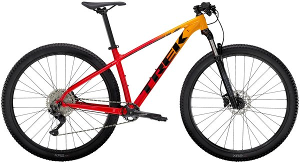 Trek Marlin 7 GENESIS EDITION *See Details Color: Marigold to Radioactive Red Fade