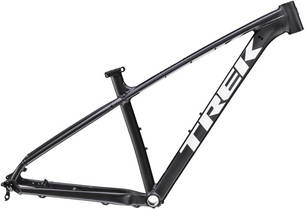 Trek Marlin Frameset Color: Matte Trek Black