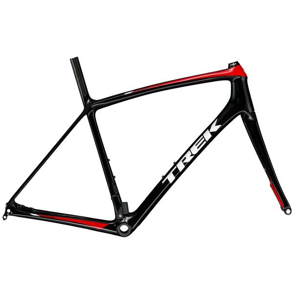 Trek Emonda SLR Disc Frameset Color: Trek Black/Viper Red