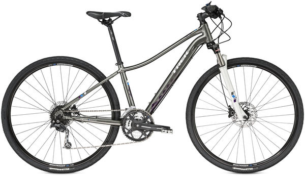 Trek Neko SLX WSD - Women's Color: Seaglass Trek Charcoal
