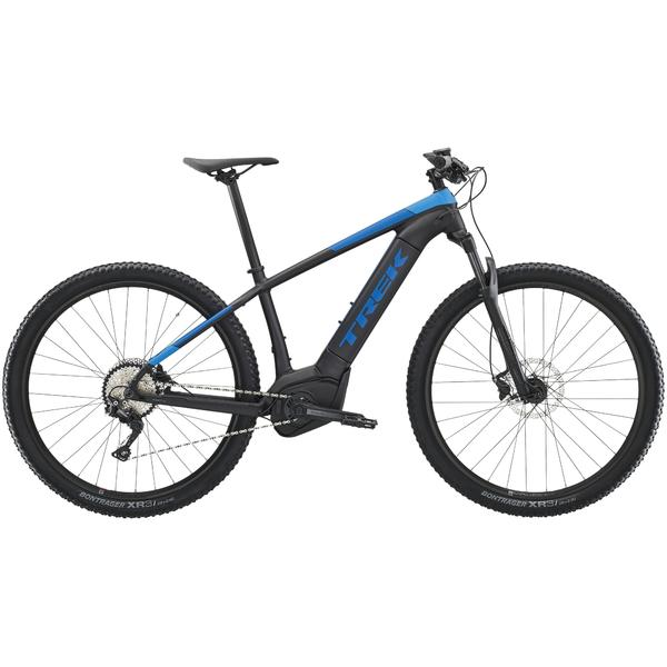 Trek Powerfly 5 Color: Matte Trek Black