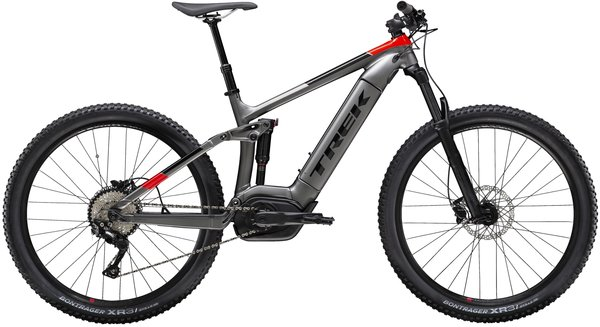 Trek Powerfly FS 5 Color: Matte Anthracite