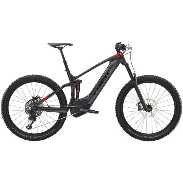 Trek Powerfly LT 9.7 Color: Dnister Black/Rage Red