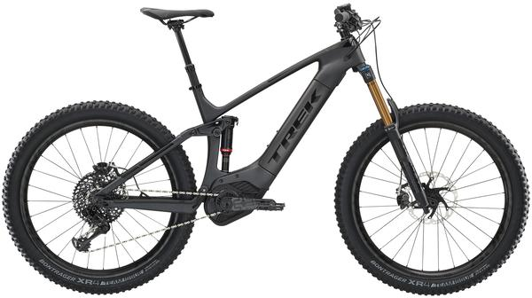 Trek Powerfly LT 9.9 Plus Color: Matte Onyx/Gloss Black