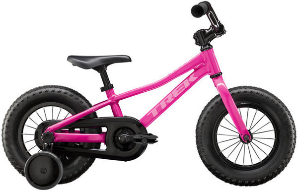 Trek Precaliber 12 Girl's Color: Flamingo Pink