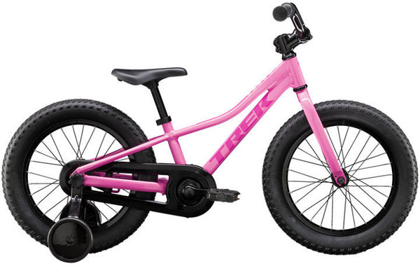 Trek Precaliber 16 Girl's Color: Pink Frosting