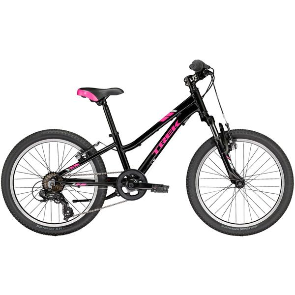 Trek Precaliber 20 6-speed Girl's Color: Trek Black