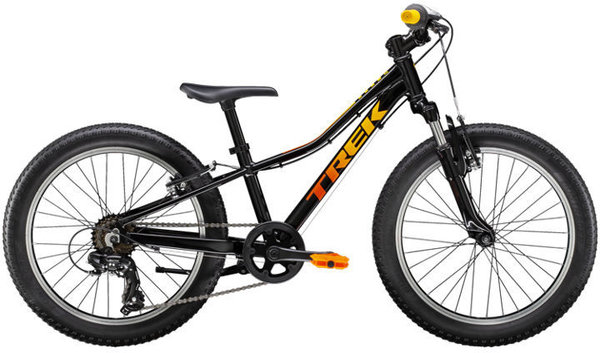 Trek Precaliber 20 7-Speed Boy's Color: Trek Black