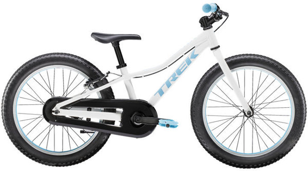 Trek Precaliber 20 Girl's Color: Crystal White