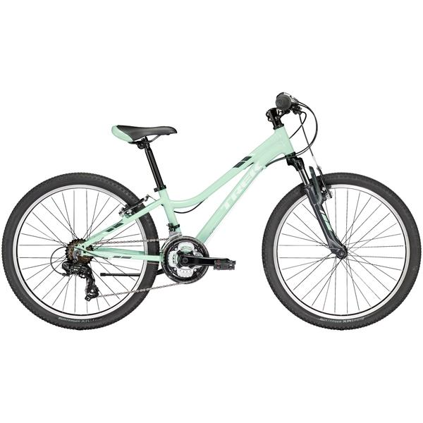 Trek Precaliber 24 21-speed Girl's Color: Sprintmint