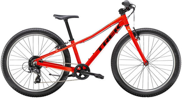Trek Precaliber 24 8-Speed Boy's Color: Radioactive Red
