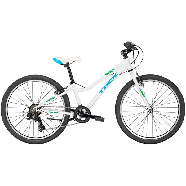 Trek Precaliber 24 7-speed Girl's Color: Crystal White