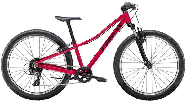 Trek Precaliber 24 8-Speed Suspension Girl's Color: Magenta