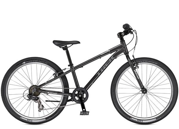 Trek Precaliber 24 (7-Speed) - Boys Color: Matte Dnister Black