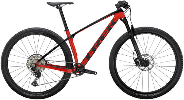 Trek Procaliber 9.6 Color: Radioactive Red/Trek Black