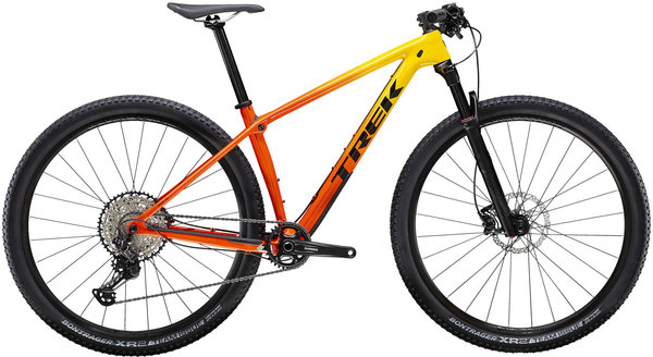 Trek Procaliber 9.6 Color: Yellow to Orange Fade