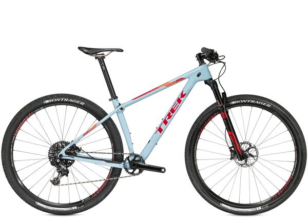 Trek Procaliber 9.8 SL Color: Powder Blue