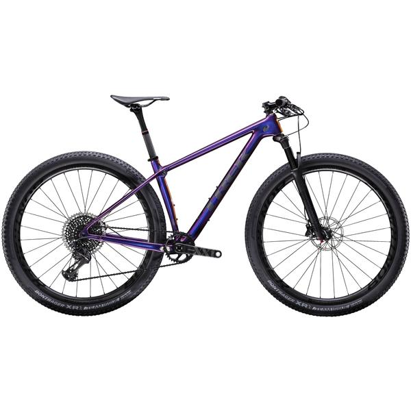 Trek Procaliber 9.9 SL Color: Gloss Purple Phaze/Matte Trek Black