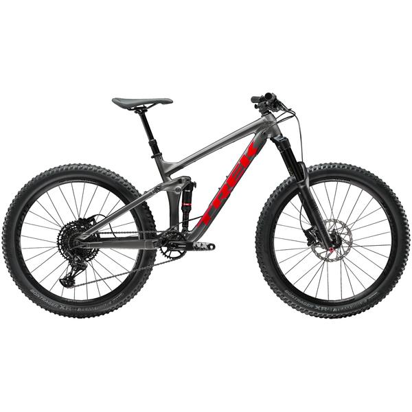 Trek Remedy 7 Color: Matte Anthracite