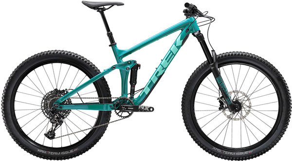 Trek Remedy 7 Color: Teal