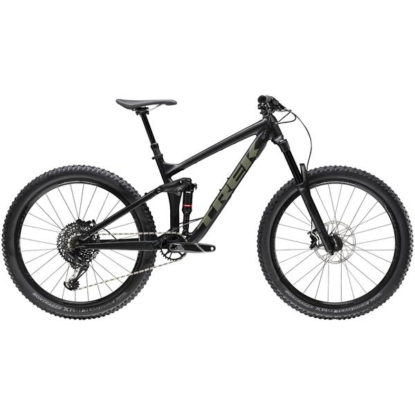 Trek Remedy 8 Color: Matte Trek Black