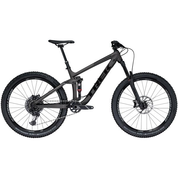 Trek Remedy 8 27.5 Color: Matte Dnister Black