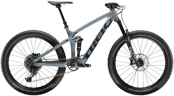 Trek Remedy 9.7 Color: Matte Battleship Blue