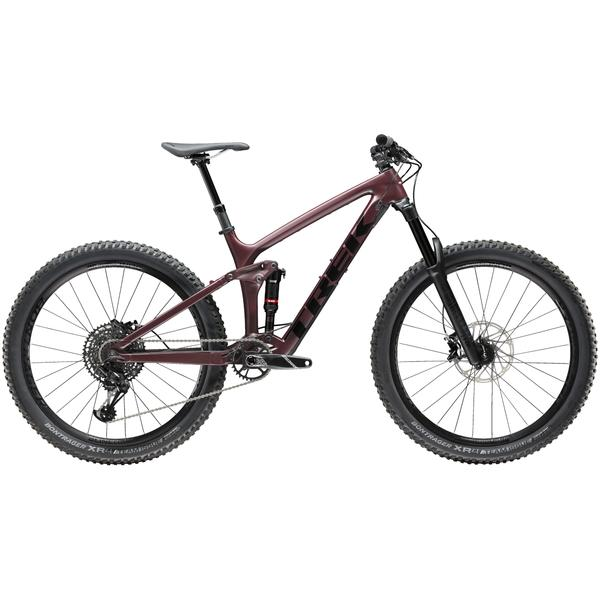 Trek Remedy 9.7 Color: Matte Cobra Blood