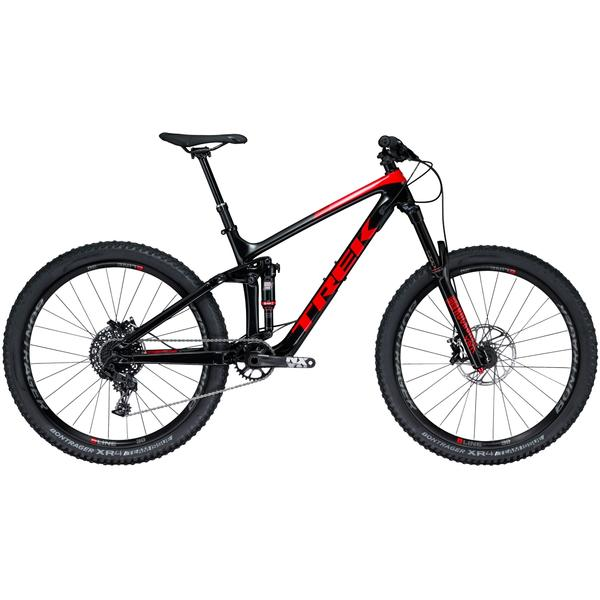 Trek Remedy 9.7 27.5 Color: Trek Black/Viper Red