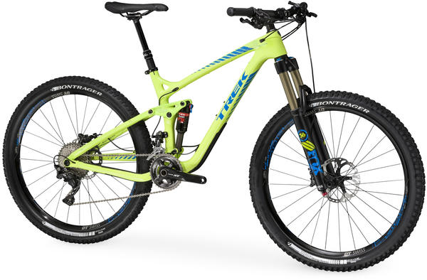 Trek Remedy 9.8 27.5 Color: Volt Green
