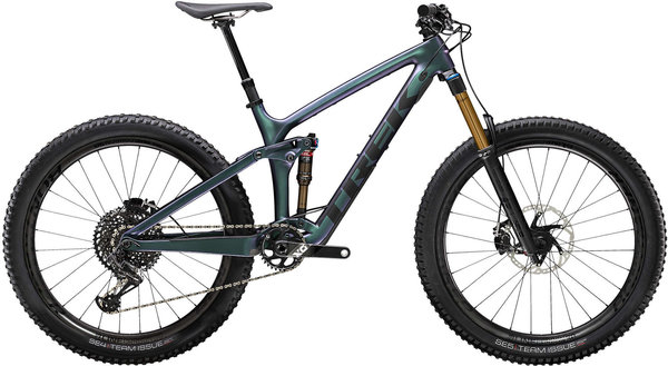 Trek Remedy 9.9 Color: Matte Emerald Iris