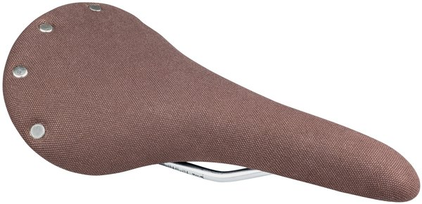 Trek Retro Textile Saddle Color: Brown