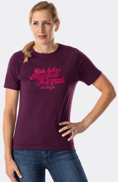 Trek Ride Bikes Women's Tee
