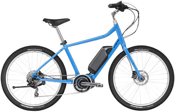 Trek Lift+ Color: Waterloo Blue