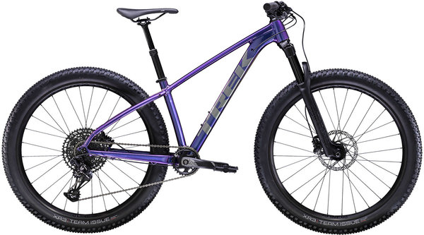 Trek Roscoe 8 Women's Color: Purple Flip