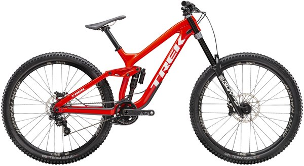 Trek Session 9.9 29 Color: Viper Red