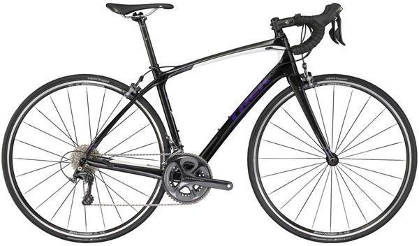 Trek Silque S 6 Women's Color: Black Pearl/Crystal White