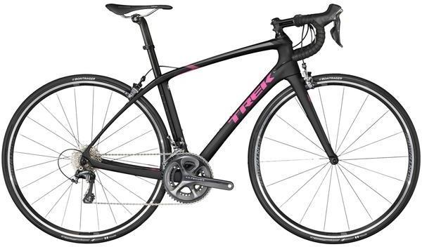 Trek Silque SLR 6 Women's Color: Matte Trek Black