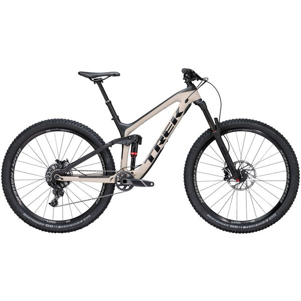Trek Slash 9.7 Color: Matte Trek Black/Sandstorm