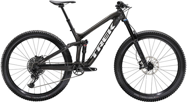 Trek Slash 9.7 Color: Raw Carbon