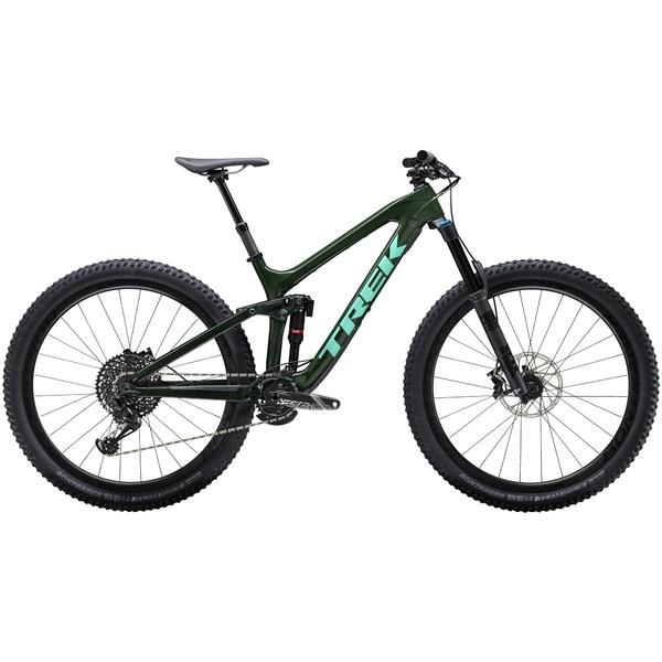 Trek Slash 9.8 Color: British Racing Green