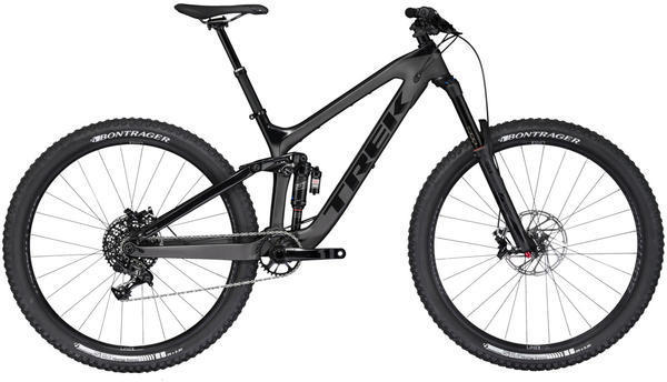 Trek Slash 9.8 29 Color: Matte Dnister Black/Gloss Trek Black